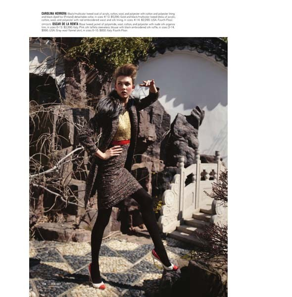 Bergdorf Goodman Pre–Fall 2010. Изображение № 3.