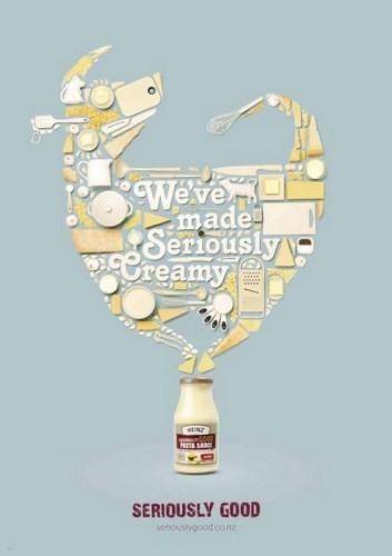Аппетитная реклама соусов Heinz. Изображение № 3.