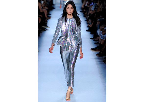 Givenchy SS 2012 . Изображение № 42.