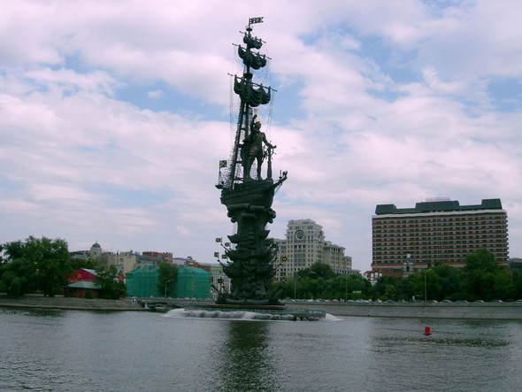Изгадили город: 5 самых уродливых строений Москвы. Изображение № 5.
