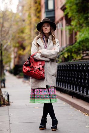 Фотография из блога Thesartorialist.blogspot.com . Изображение № 2.