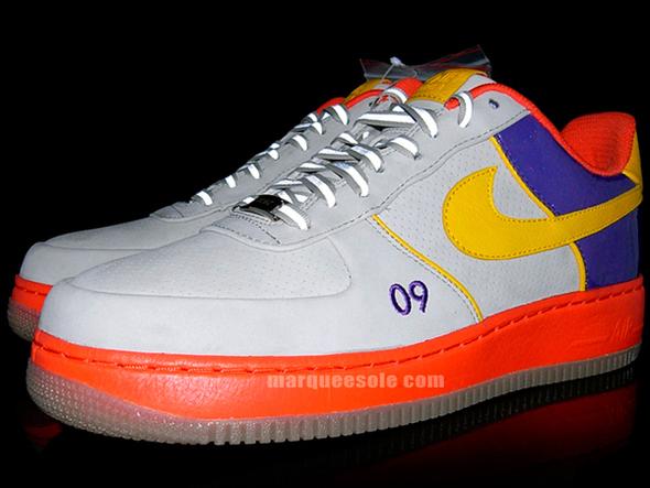 Nike «NBAAll-Star Game» отDJ Clark Kent. Изображение № 2.