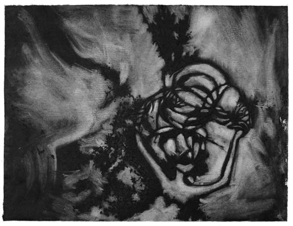 Ручная графика Ирины Сазоновой «Эхо». Изображение № 14.
