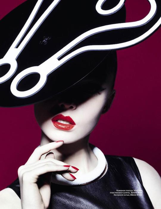 Ольга Дунина назначена директором моды российского Vogue. Изображение № 2.
