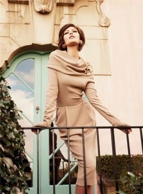 Vogue Australia September 2010. Изображение № 10.