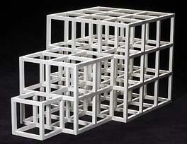 Скульптурные структуры Сола Левитта. Изображение № 10.