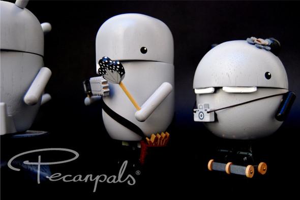 Моно серия Pecanpals. Изображение № 2.