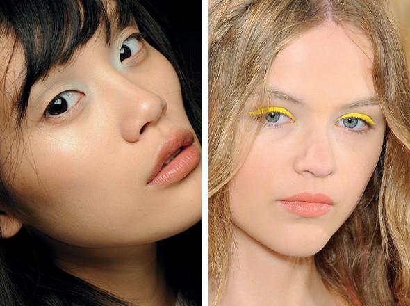 Изображение 10. Красная стрела: тенденции макияжа SS 2011.. Изображение № 9.
