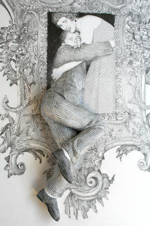 Vanna Bowles иее пленительно-тревожные работы. Изображение № 5.