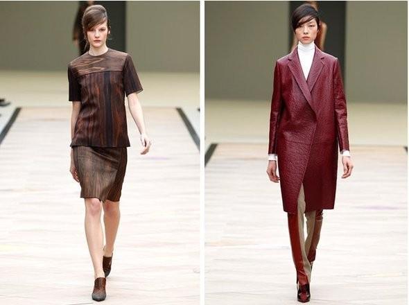 Изображение 6. Показы на Paris Fashion Week FW 2011: день 5 и 6.. Изображение № 8.