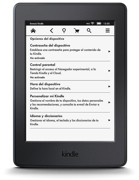 Amazon анонсировала новый Kindle Paperwhite . Изображение № 1.