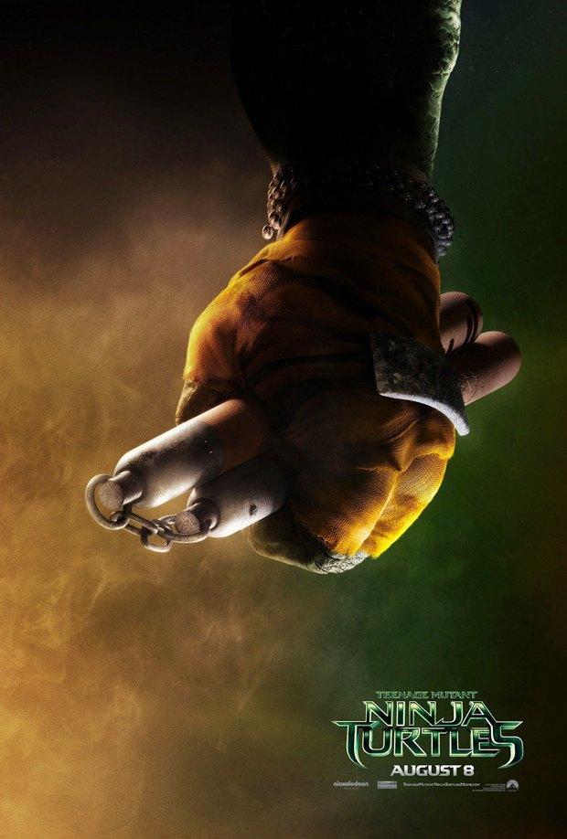 Новая реклама «Черепашек-ниндзя» показала Сплинтера. Изображение № 3.