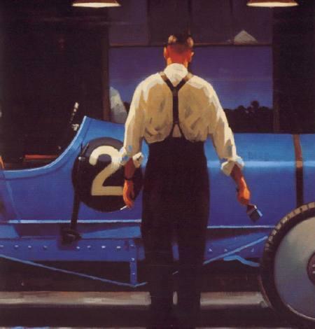 Jack Vettriano. Изображение № 15.