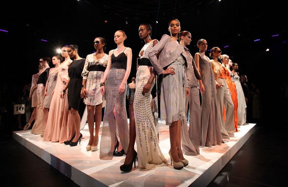 New York Fashion Week Spring 2012: День шестой. Изображение № 22.