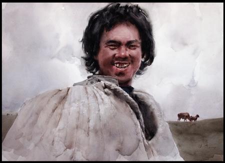 МАСТЕР Guan Weixing. Изображение № 9.
