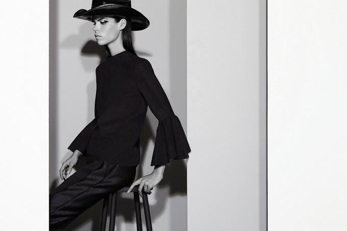 Вышли новые кампании Acne, Dior и Prada. Изображение № 4.