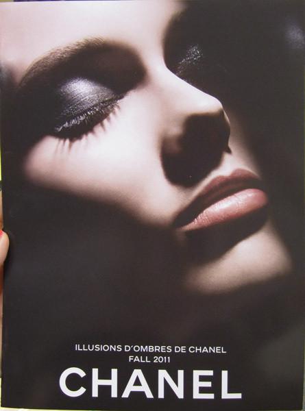 Изображение 3. Бьюти-кампании: Chanel, Hugo Boss и Thierry Mugler.. Изображение № 1.