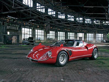 Alfa Romeo 33 Stradale. Изображение № 1.