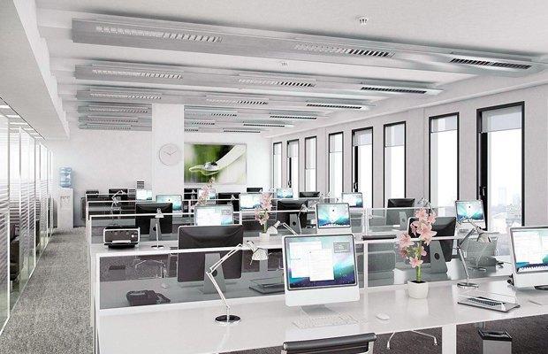 Я считаю, что в открытом офисе невозможно работать. Изображение № 1.