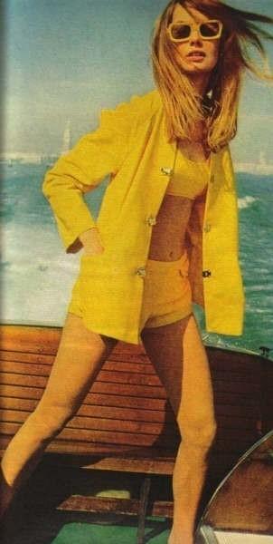 Oh,Goddess.Jean Shrimpton. Изображение № 40.