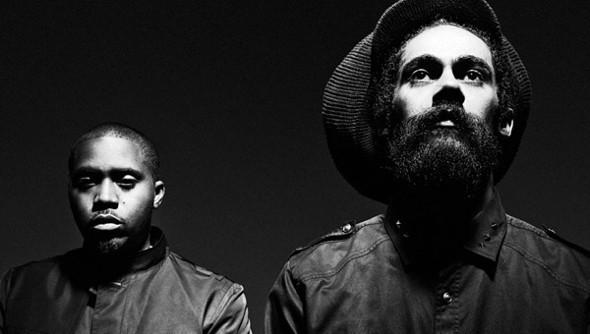 Видео: Nas & Damian Marley — «As We Enter». Изображение № 1.