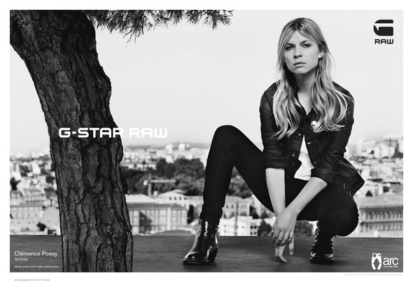 Рекламная кампания: G-Star RAW SS'12. Изображение № 6.
