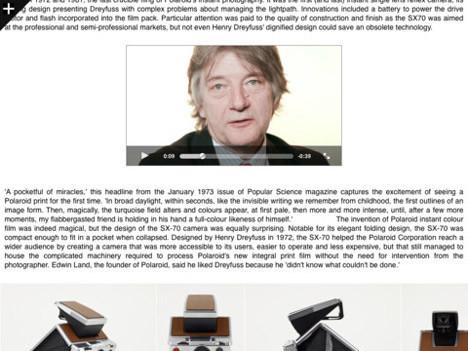 История британского дизайна на iPad. Изображение № 4.