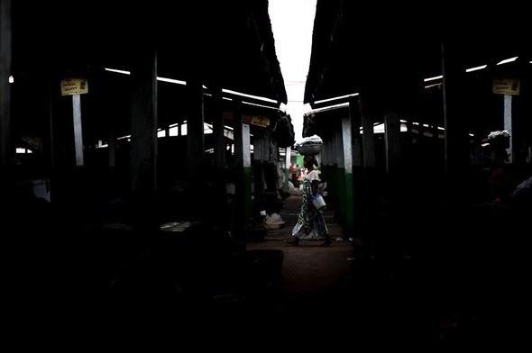Изображение 6. Рыночные девушки из Ганы.. Изображение № 6.