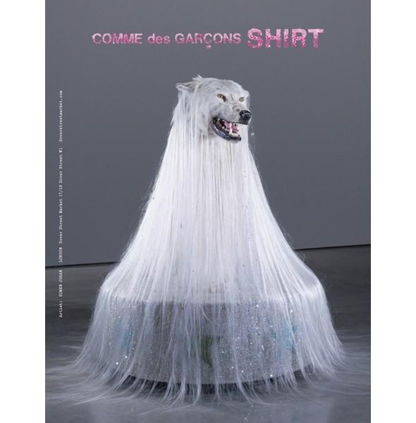 Новые рекламные кампании: Comme des Garcons Shirt, Oliver Peoples и Vivienne Westwood. Изображение № 2.