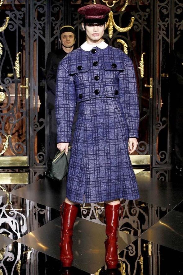 Изображение 7. Louis Vuitton Fall 2011.. Изображение № 7.