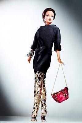 Изображение 7. Самые дизайнерские Барби.. Изображение № 1.