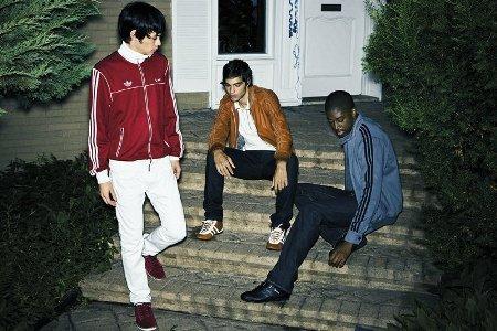 Adidas Originals 60 летподошв иполосок. Изображение № 3.