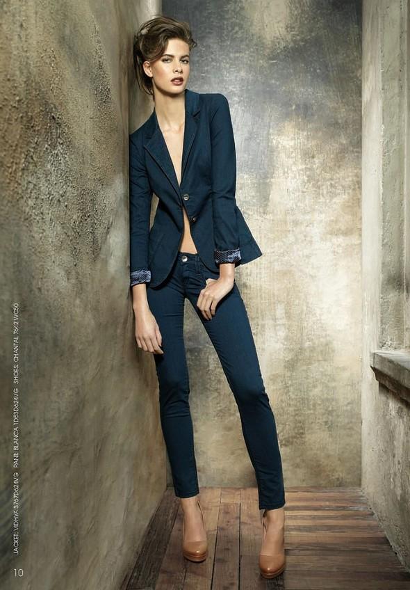 Лукбук: Fornarina Jeans FW2011. Изображение № 11.