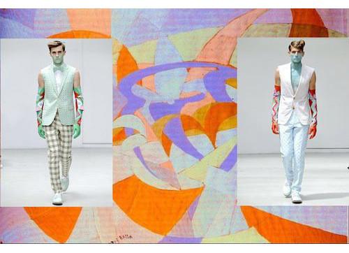 Walter Van Beirendonck SS 2012 и работы Джакомо Балла. Изображение № 8.