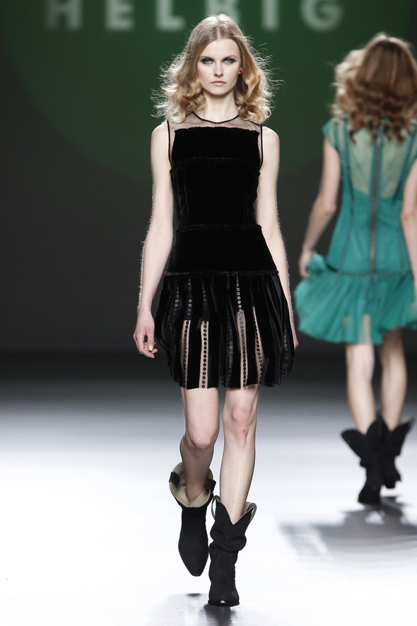 Madrid Fashion Week A/W 2012: Teresa Helbig. Изображение № 17.