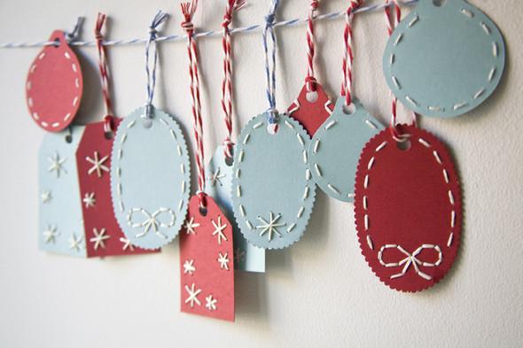 55 идей для упаковки новогодних подарков. Изображение № 48.