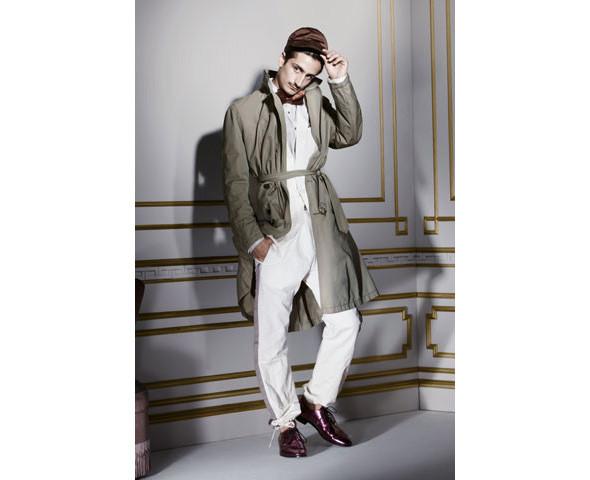 Коллекцию Lanvin для H&M показали полностью. Изображение № 26.