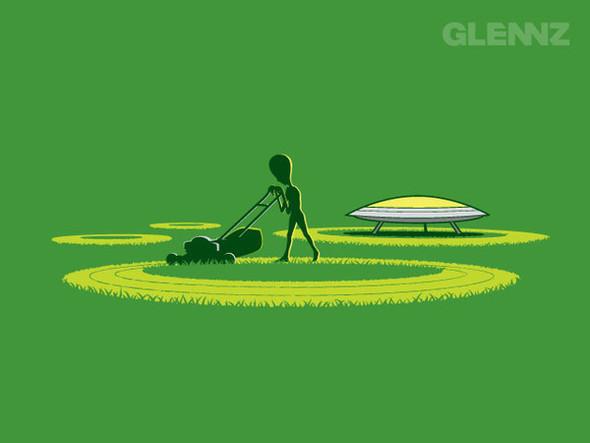 Веселые картинки Glenna Jonesa. Изображение № 24.