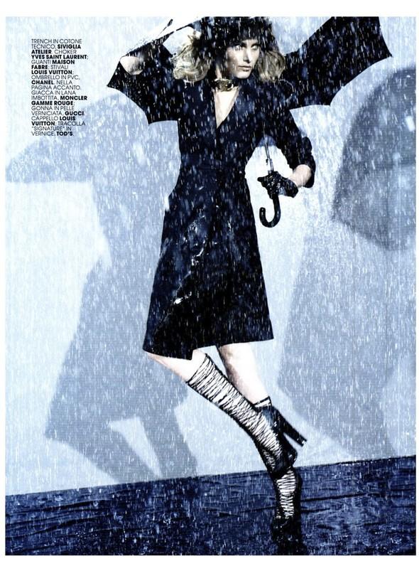 Съёмка: Макс Карделли для Marie Claire. Изображение № 10.
