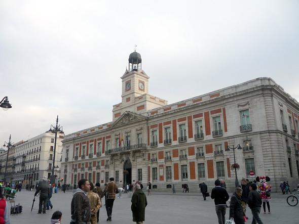 Мадрид. Изображение №10.