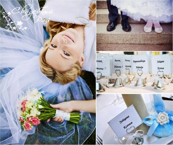 Цвет свадебного дня или праздник длиною в жизнь. Изображение № 27.