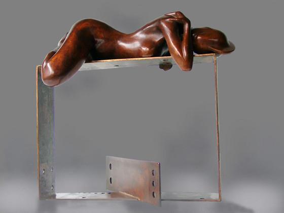 Pierre Matter. Скульптурная биомеханика. Изображение № 10.