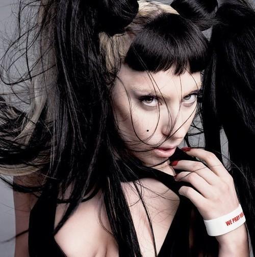 Изображение 4. Lady GaGa в журнале V. Июнь 2011.. Изображение № 4.