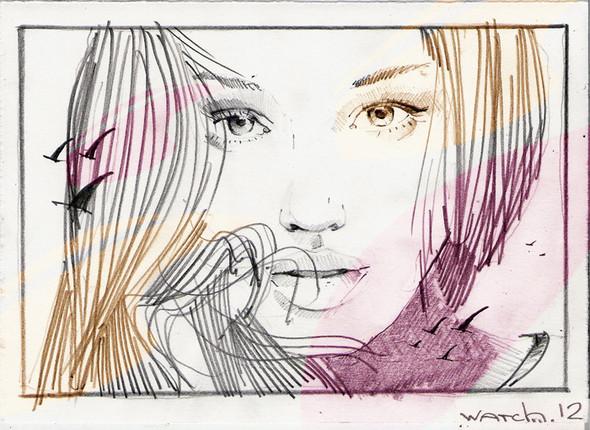 Sketch portraits. Изображение № 2.