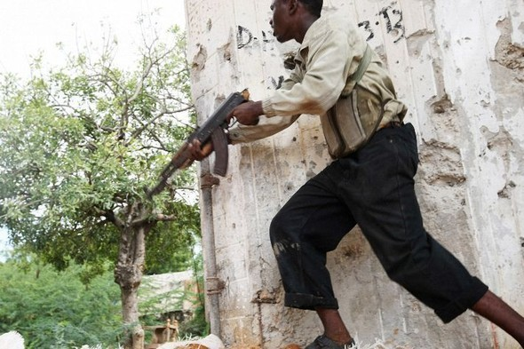 Сомали: война вфотографиях. Изображение № 20.