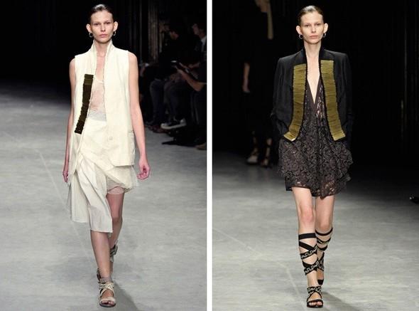 Показы Paris Fashion Week SS 2012: День 2. Изображение № 2.