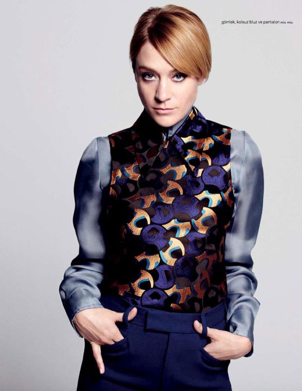 Вышли новые съемки Vogue, i-D, 10 и Interview. Изображение № 17.