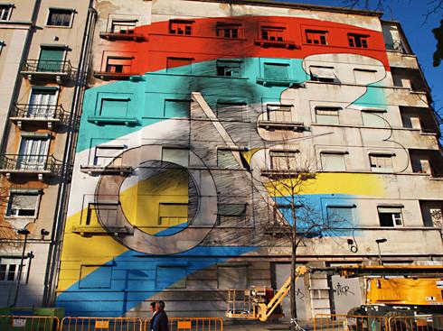 Абстрактное граффити: Стрит-художники об улицах, публике, опасности и свободе. Изображение № 16.