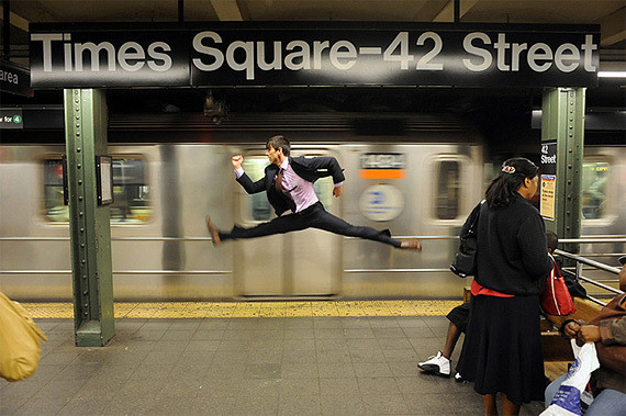 Изображение 1. Dancers Among Us. Jordan Matter.. Изображение № 1.