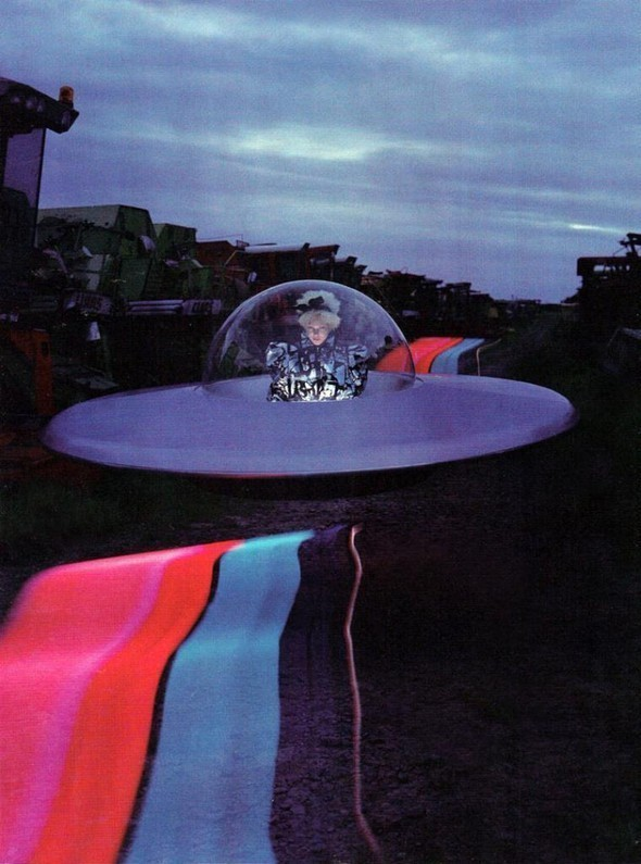 Мир с обложки Тим Уокер. Изображение № 69.